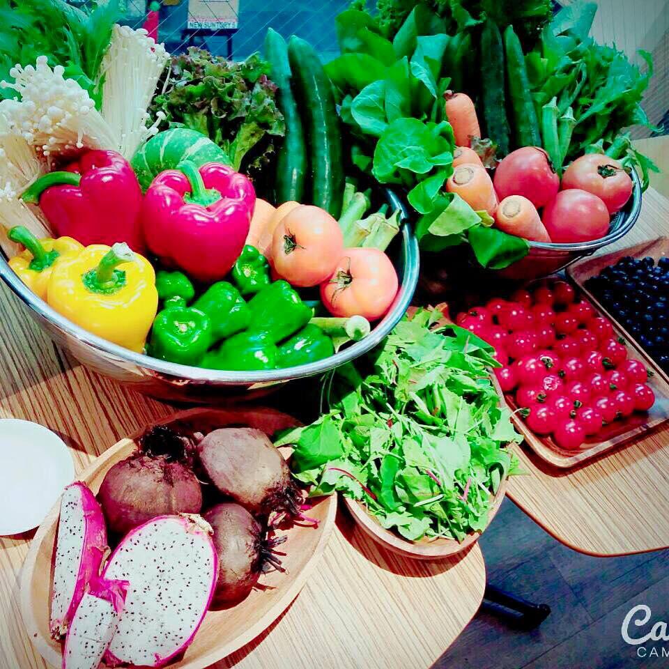 ☆★11/20(日)19時半〜有機野菜バイキング開催★☆
